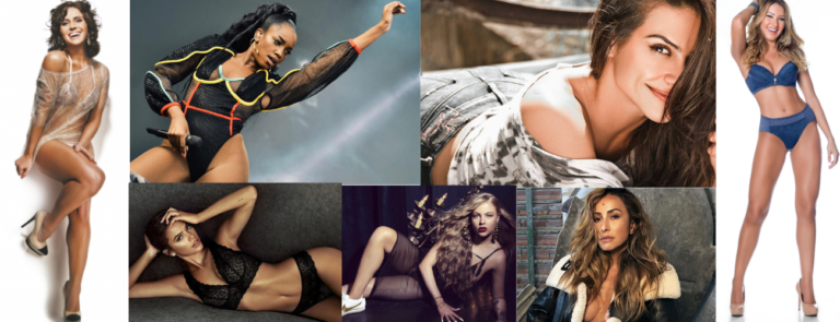 As 25 brasileiras mais famosas, atendendo a pedidos selecionamos aqui as beldades brasileiras que arrasam nas suas arias de atuação