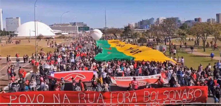 Filha de Bolsonaro