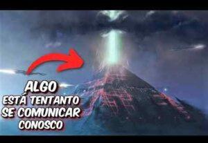 Pirâmide na Bósnia Fala e Está Transmitindo um Pulso Magnético